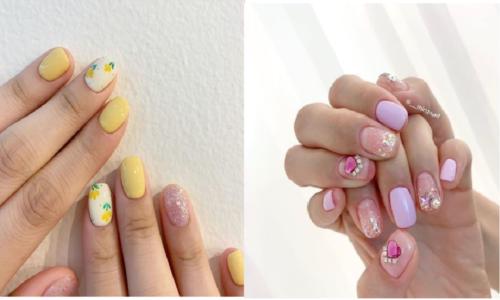 6 Kiểu nail dễ thương phù hợp với mọi phong cách