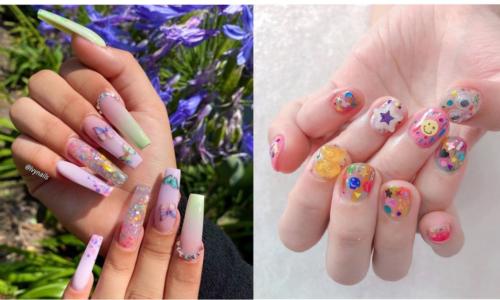 5 ý tưởng nail nhiều màu sắc cho đôi bàn tay thêm lung linh
