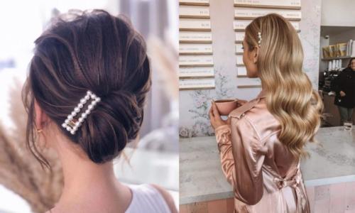 6 kiểu tóc cưới xinh lung linh trong ngày trọng đại