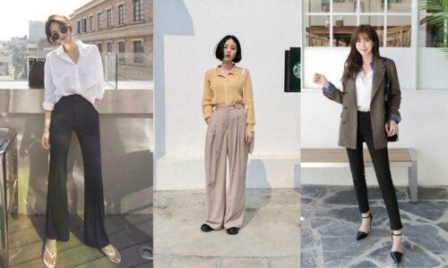 7 Ý tưởng trang phục đi làm mặc đẹp cho cả tuần