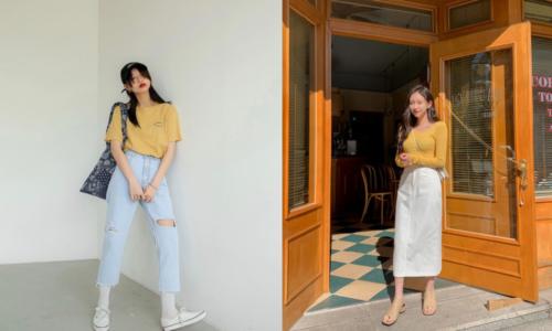 6 Xu hướng thời trang với tông màu vàng không bao giờ lỗi mốt