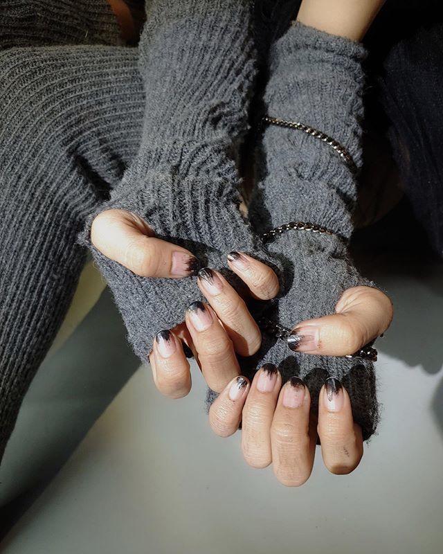 nail phong cách blackpink _25