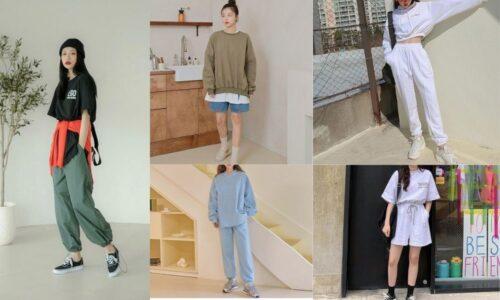 Ý tưởng trang phục thể thao năng động