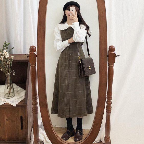 Đầm vintage_12