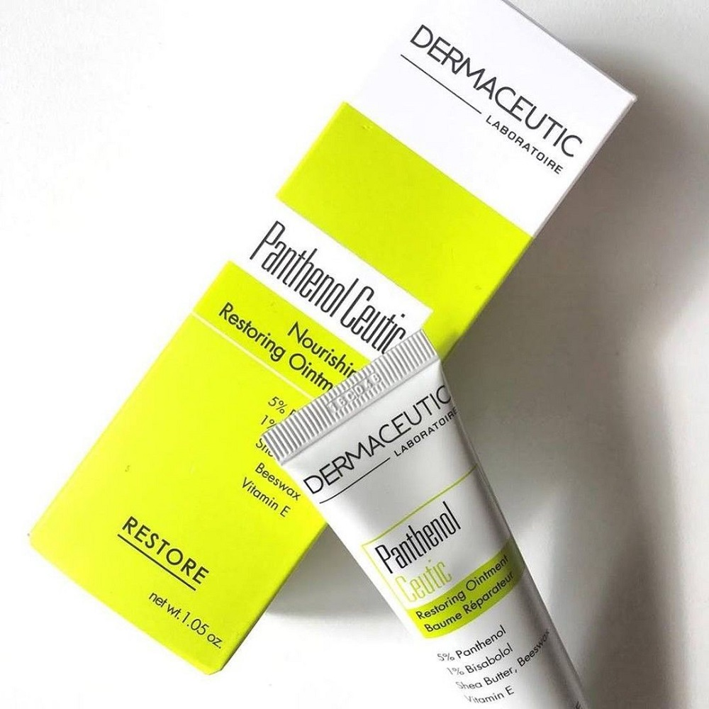 Dermaceutic Panthenol Ceutic Nourishing Recovery Ointment