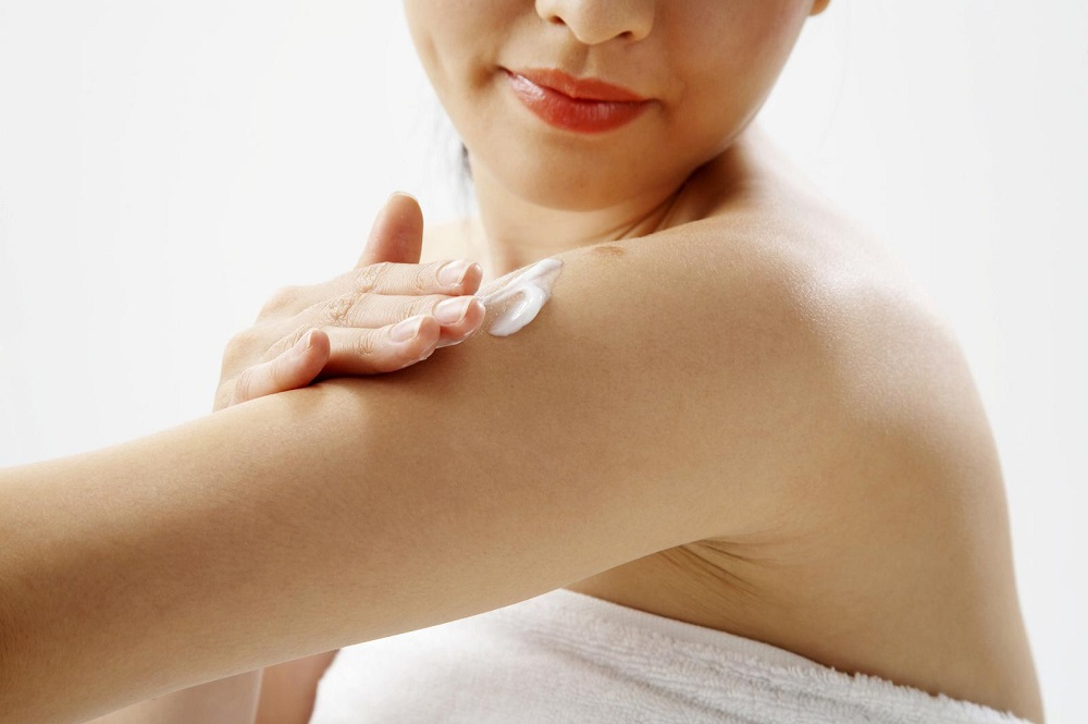 Dimethicone giúp giữ ẩm cho da