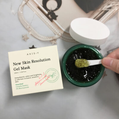 Mặt nạ gel New Skin Resolution Gel Mask AXIS-Y