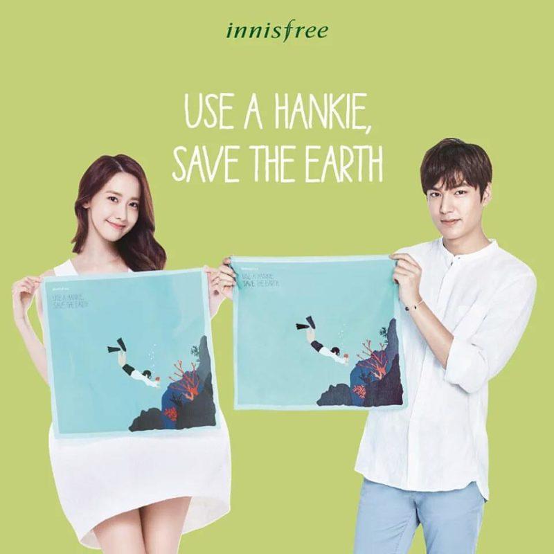 Chiến dịch khăn tay sinh học Eco Hankie