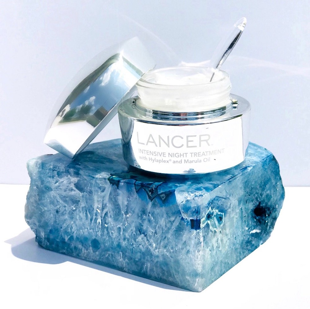 Lancer Intensive Night Treatment with Hylaplex and Marula Oil