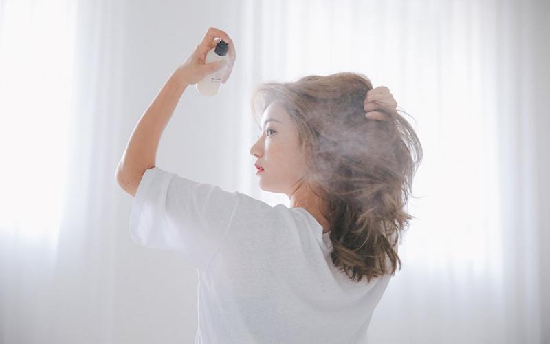 Lợi ích của việc sử dụng xịt dưỡng tóc