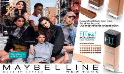Maybelline – Bí quyết của những cô nàng thời thượng