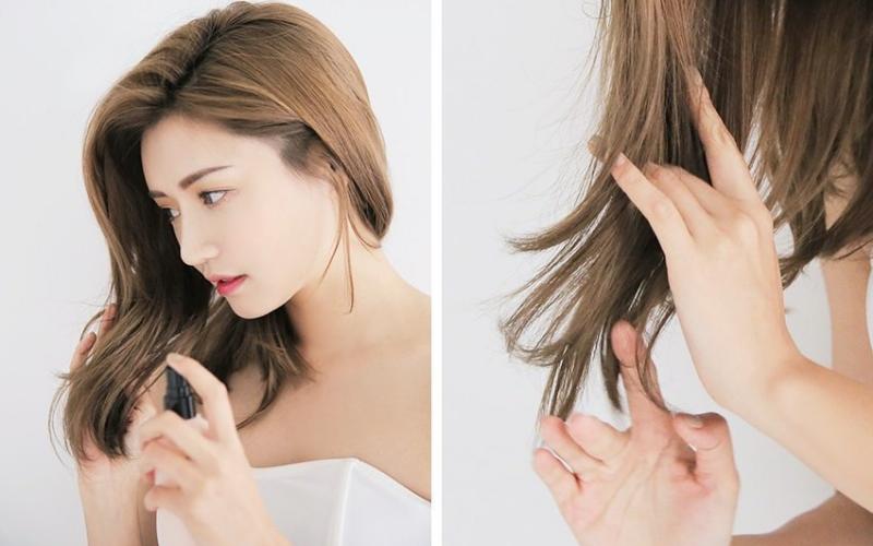 Những điều cần cân nhắc khi sử dụng xịt dưỡng tóc