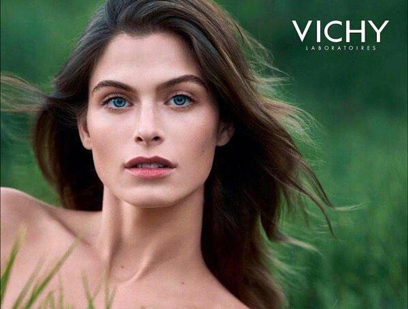 Gương mặt đại diện Vichy năm 2014: Pamela Bernier