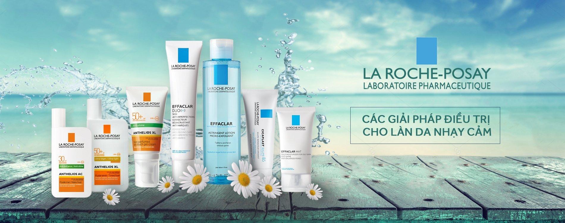 Quá trình hình thành và phát triển thương hiệu La Roche-Posay