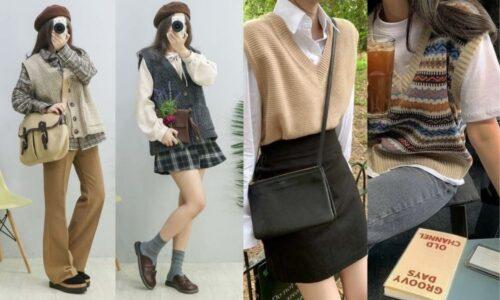 5 cách phối đồ áo gile phù hợp mọi phong cách
