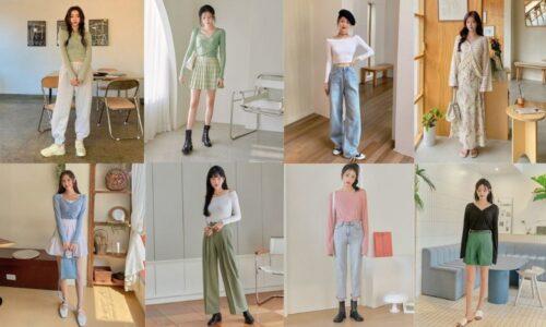 6 cách phối đồ áo thun dài tay thoải mái trong ngày nắng nóng