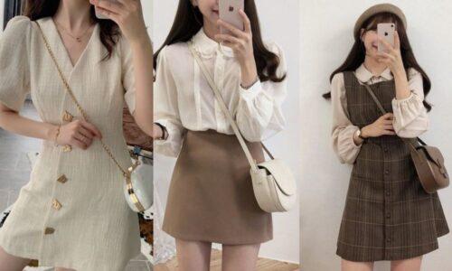 4 xu hướng đầm váy xinh theo phong cách vintage