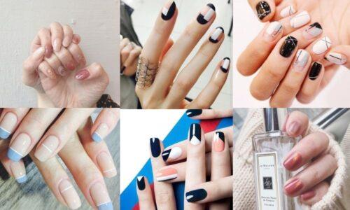 5 Mẫu nail đẹp nhẹ nhàng, đơn giản được yêu thích nhất hiện nay