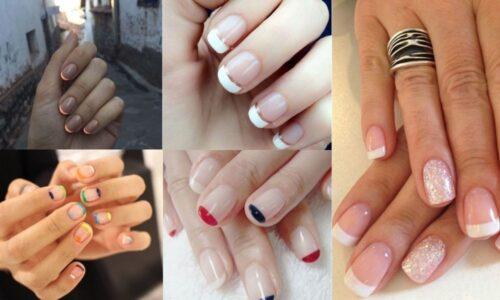 6 ý tưởng móng tay đẹp kiểu Pháp cho cô nàng thanh lịch