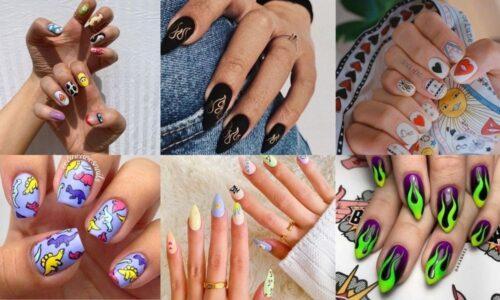 5 kiểu nail sáng tạo độc đáo phù hợp mọi phong cách
