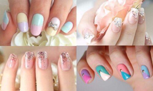 6 mẫu nail đáng yêu dành cho tuổi teen