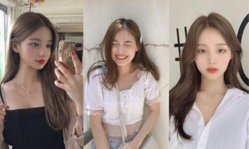 5 màu tóc trà sữa xu hướng của  2021