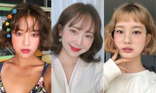 5 kiểu tóc ngắn nữ đẹp phong cách  Hàn Quốc
