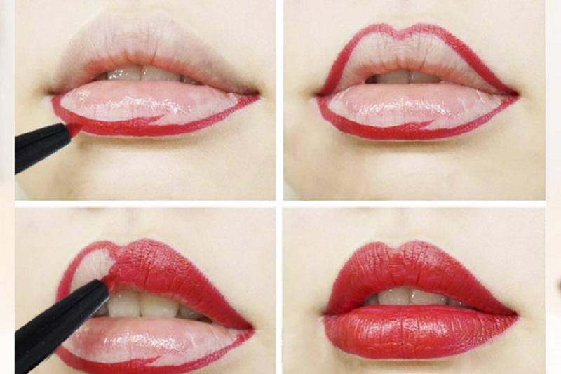 Kinh nghiệm chọn mua chì kẻ môi
