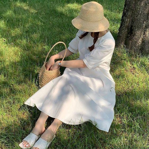 Áo trắng