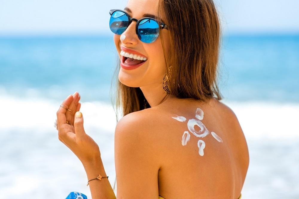 Bảo vệ da khỏi cháy nắng