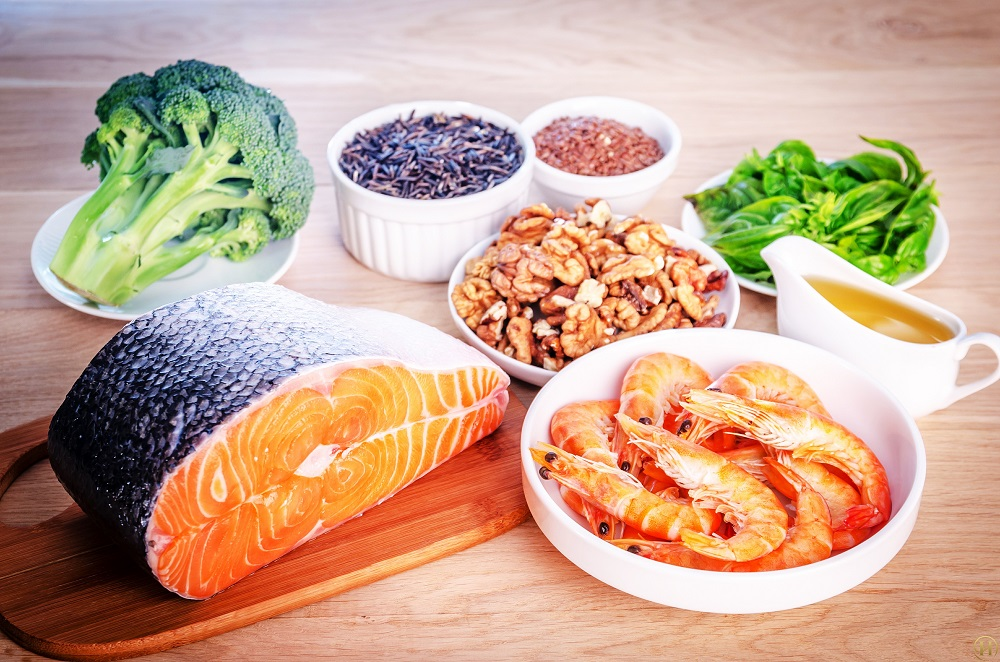 Các thực phẩm bổ sung collagen