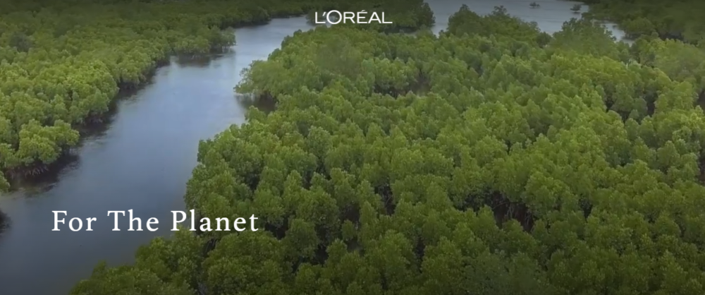 Cam kết của L'Oréal đối với hành tinh