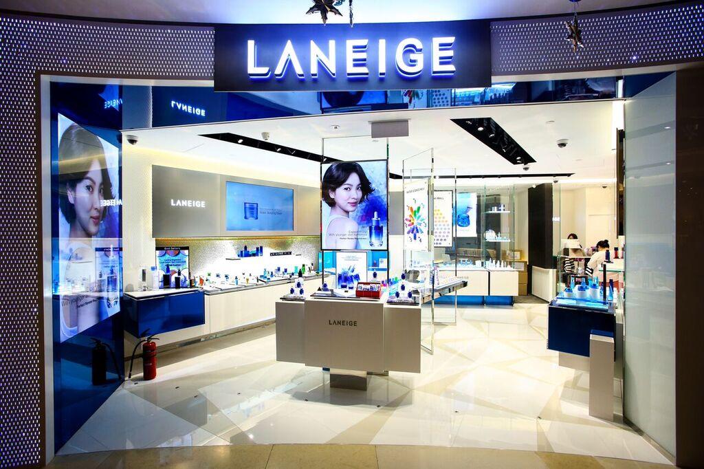 Cửa hàng Laneige