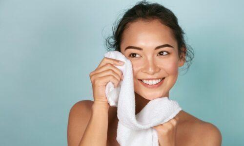 Công dụng của vải Muslin đối với da