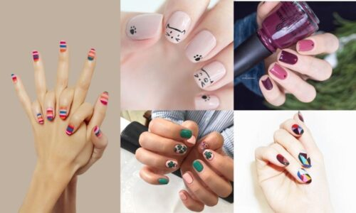 16 kiểu nail sơn gel cho mọi phong cách