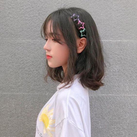 Kiểu tóc đáng yêu 21