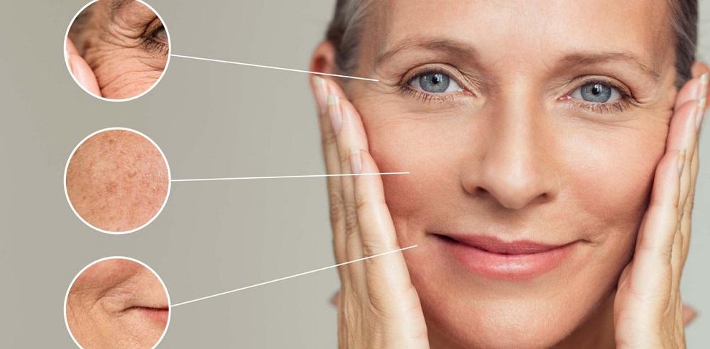 Lớp bảo vệ da hoặc da không đủ chất sẽ khiến da nhanh lão hóa hơn