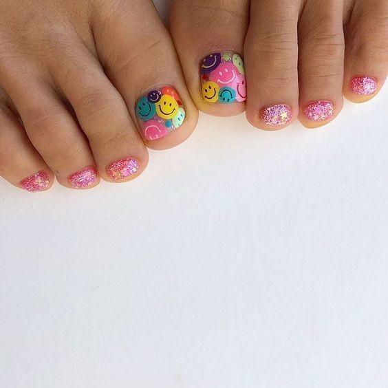 nail chân _16
