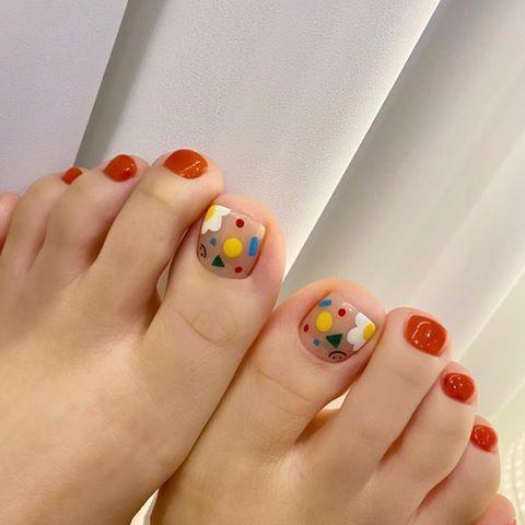 nail chân _2