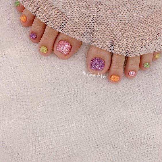 nail chân _31