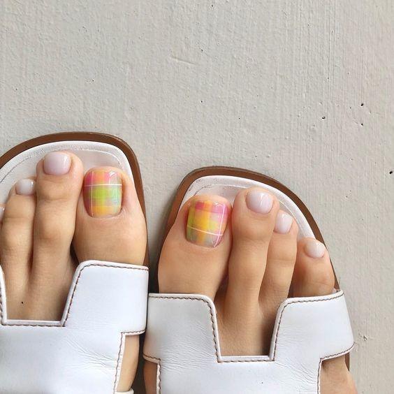 nail chân _5