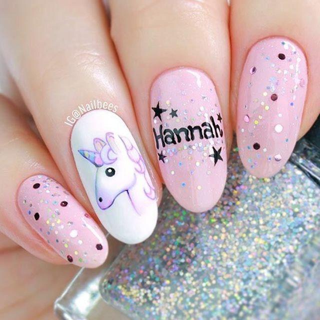 nail cute_21