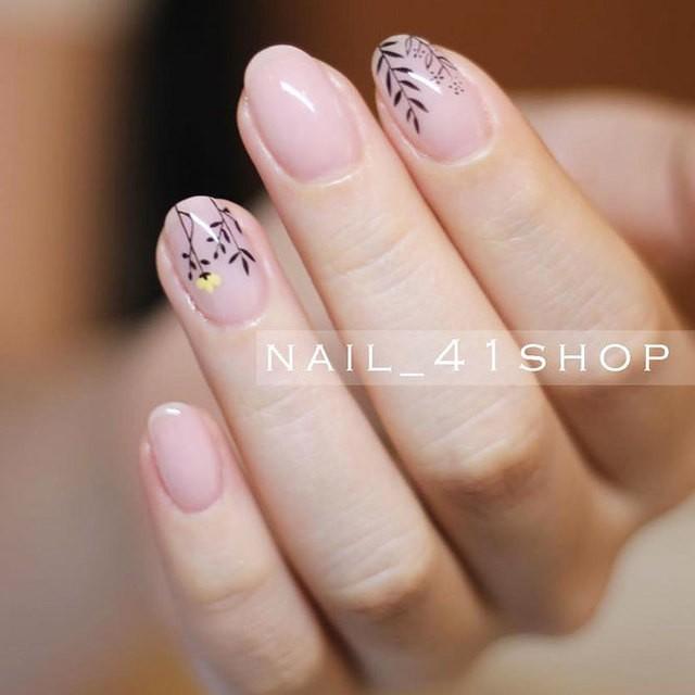 nail cute_5