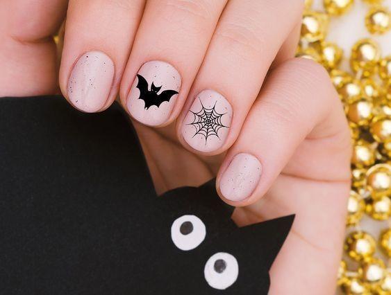 nail hallowen_12