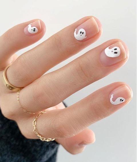 nail hallowen_2