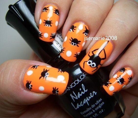 nail hallowen_29