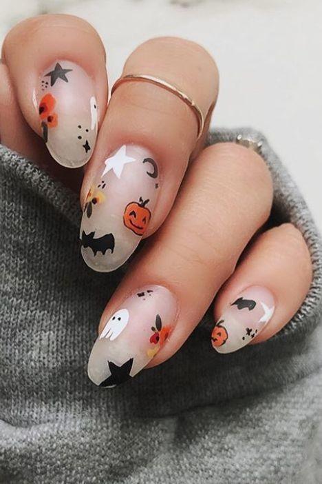 nail hallowen_3