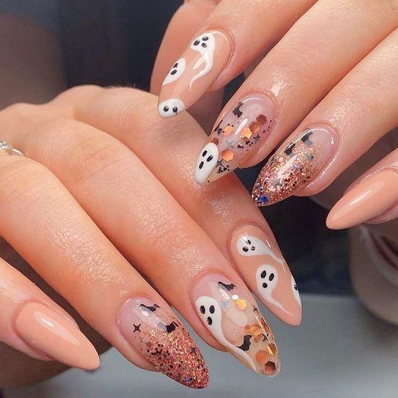 nail hallowen_5