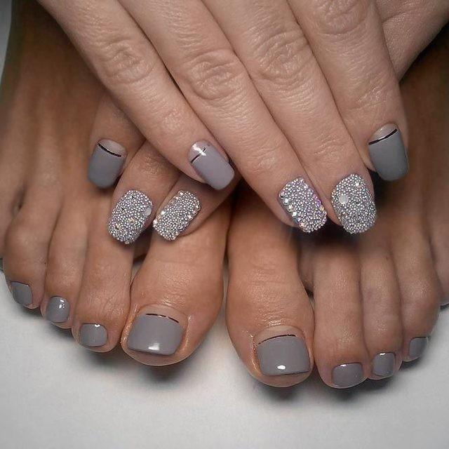 Nail tay chân 10
