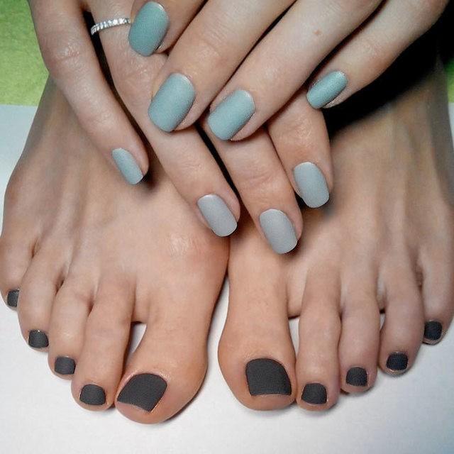 Nail tay chân 11